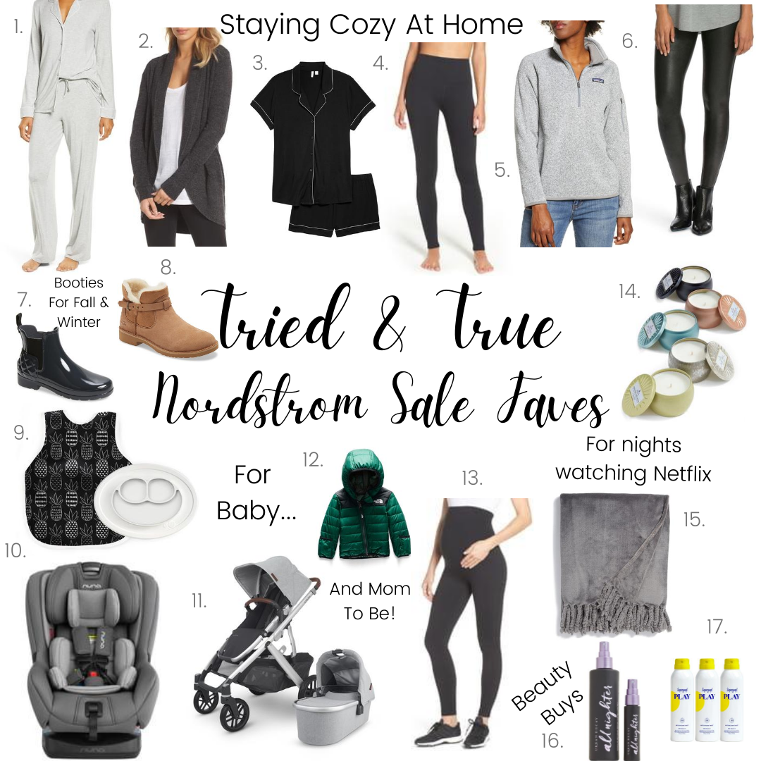 My Tried and True Nordstrom Anniversary Sale Favorites