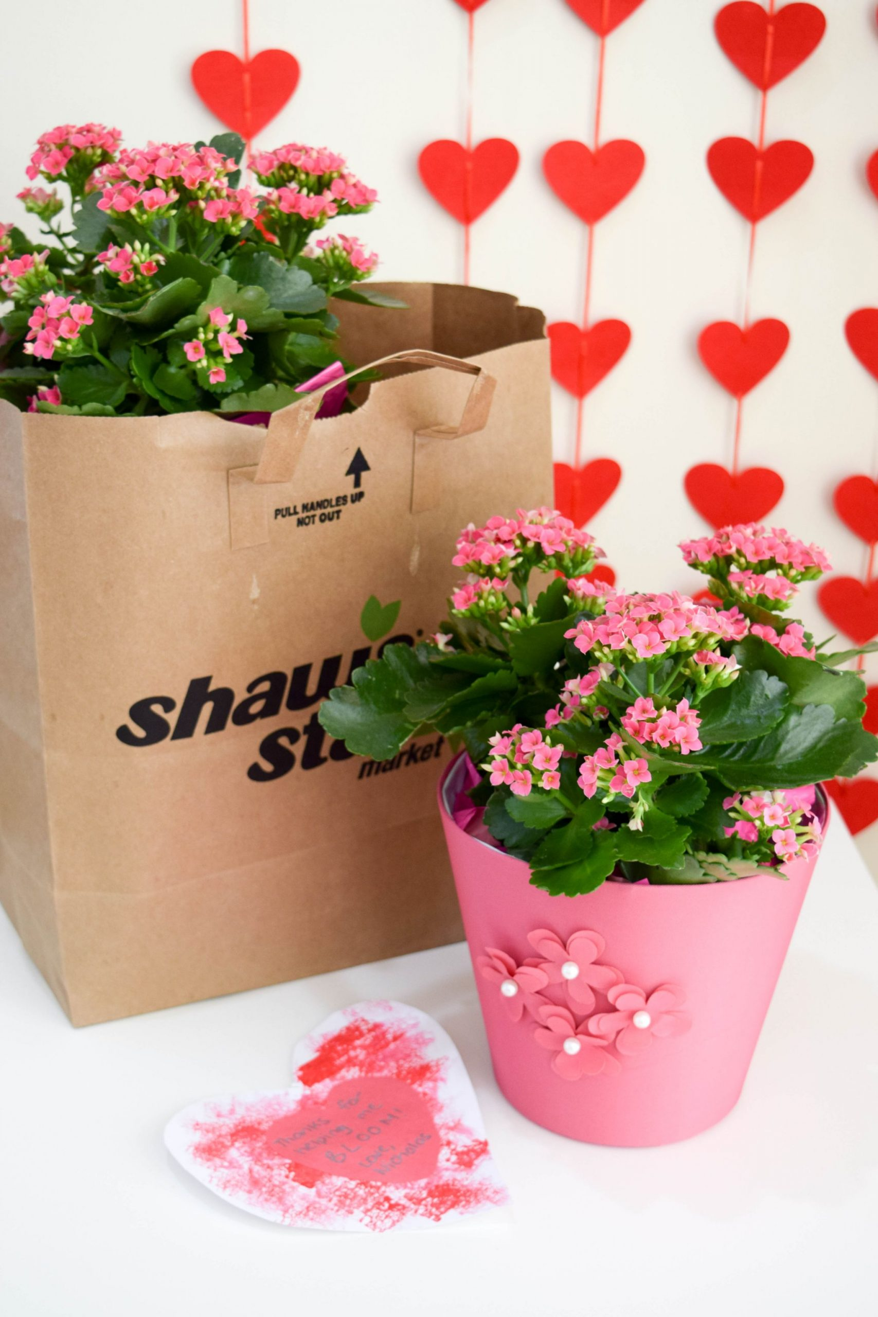Blooming Valentine's Day Gift for Teachers