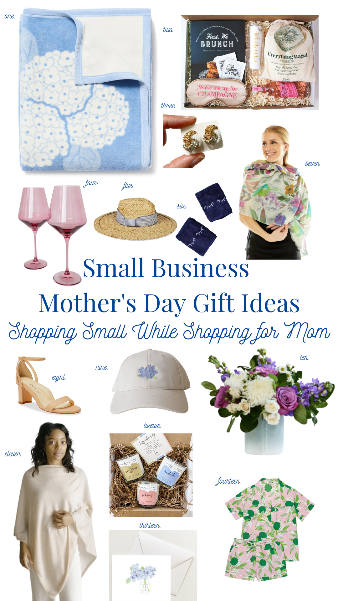 Small Business Gift Ideas for Mother's Day