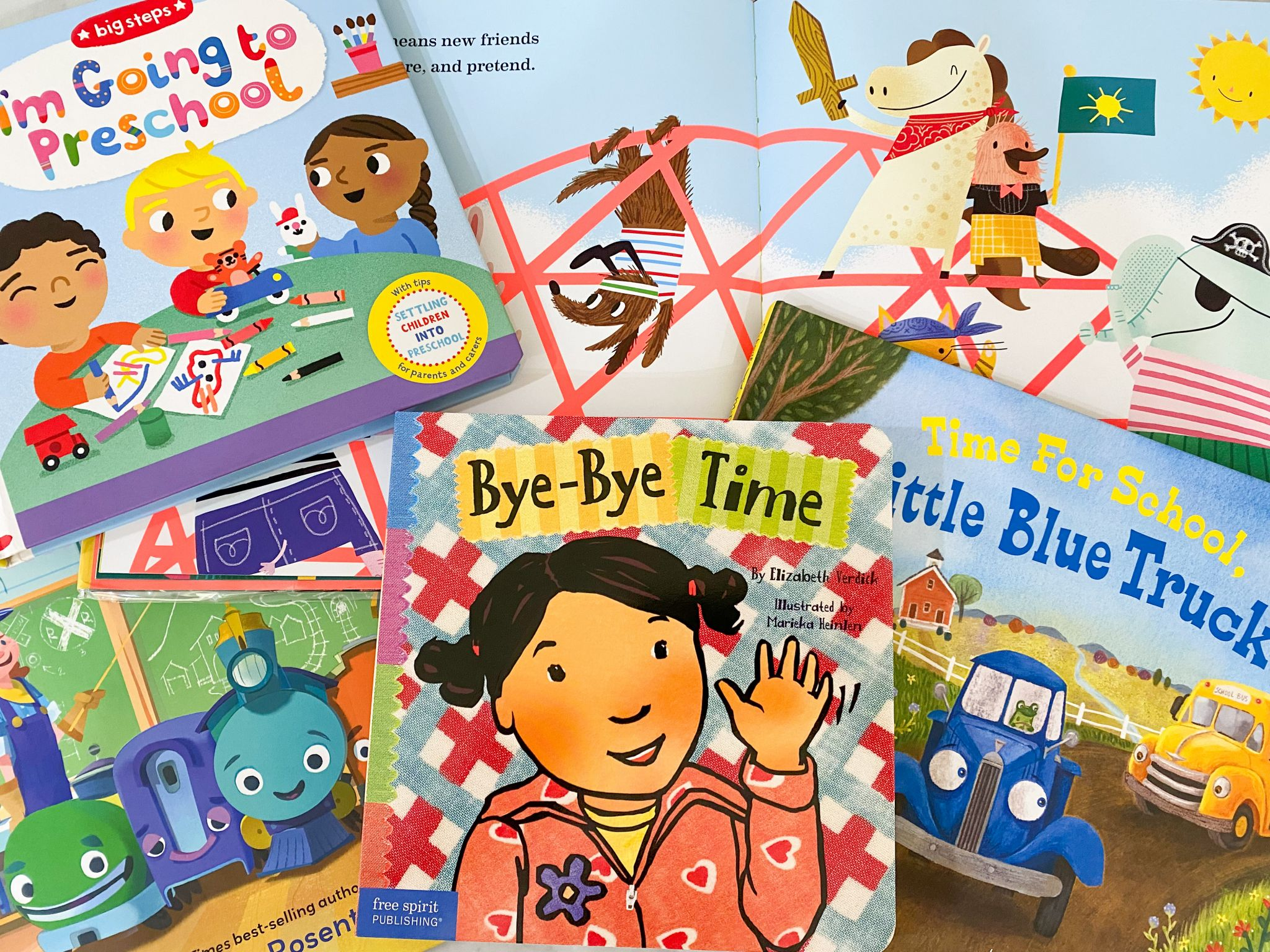 Back To School Books For Toddlers